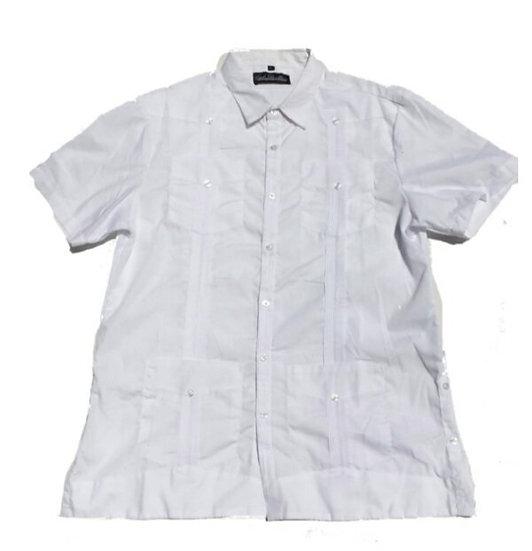 USA買い付け/4ポケットキューバシャツ
