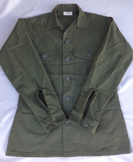 デッドストック ARMYシャツ