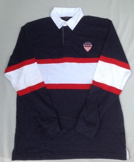 ラグビーシャツ USA