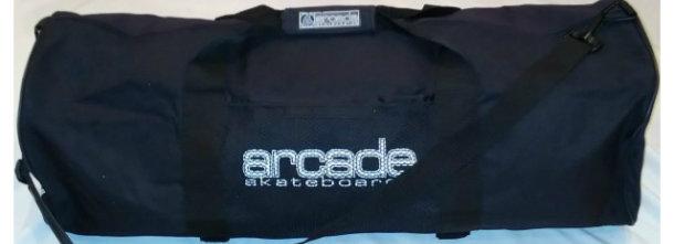 arcade skateboards/USA/アメリカ/スケートボードバッグ/ドラムバッグ