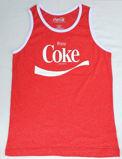 コカ・コーラ タンクトップ