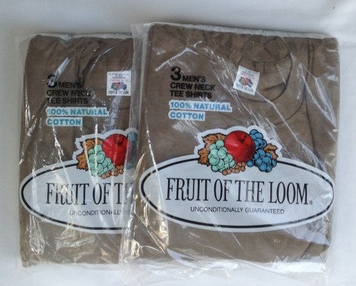 1980's / パックTシャツ / FRUIT OF THE LOOM / Made in USA