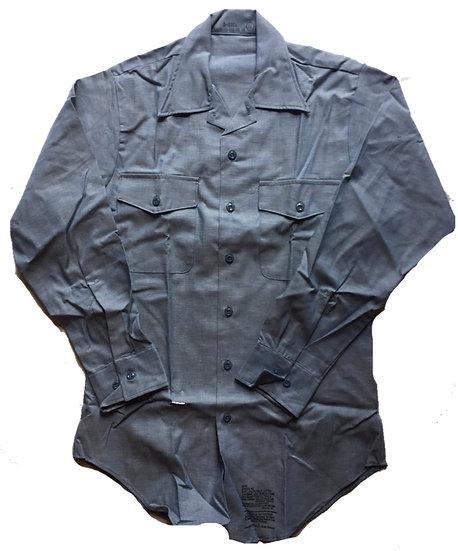 1980`s/U.S.NAVY/Chambray Shirt/Deadstock/アメリカ海軍/シャンブレーシャツ/デッドストック
