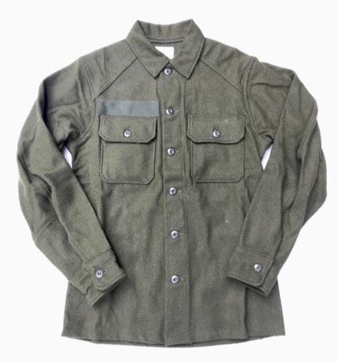 1970`s/U.S.ARMY/Wool CPO Shirt/Deadstock/アメリカ軍ウールシャツ/デッドストック