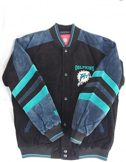 NFL Dolphins Official Jacket/DEADSTOCK