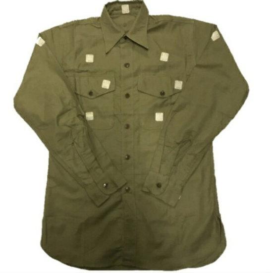 USMC/DEADSTOCKミリタリーシャツ