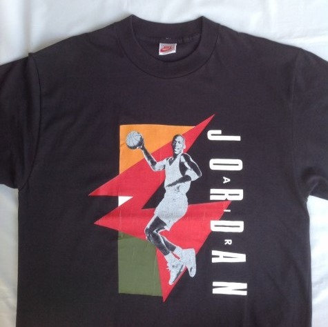 1990's / NIKE JORDAN Tシャツ