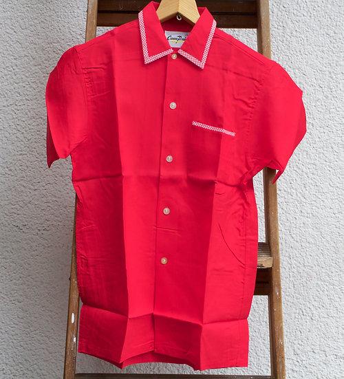1960`s/Crown Prince S/S Shirt/Vintage/DEADSTOCK/クラウンプリンス/レーヨンシャツ/デッドストック
