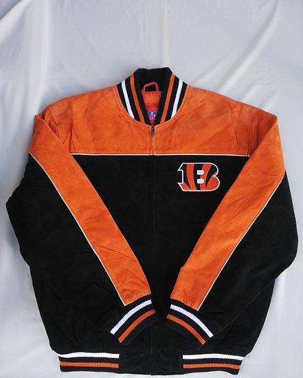 NFL Bengals Official Jacket/DEADSTOCK