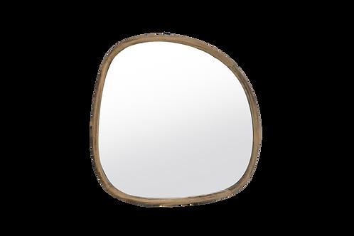 Miroir en bois 50 x 54cm