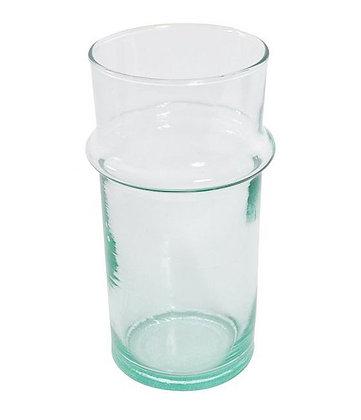 Vase en verre recyclé beldi