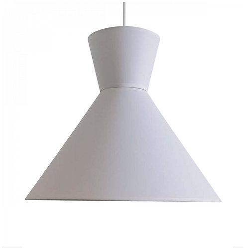 Suspension coton blanc 50 cm