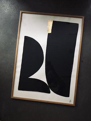 Encre de chine 50x65 cm