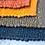 Thumbnail: Tapis chanvre 60x90 cm