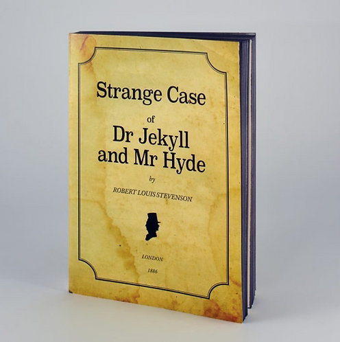 Carnet Docteur Jekyll & Mr Hyde