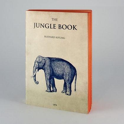 Carnet Le livre de la jungle