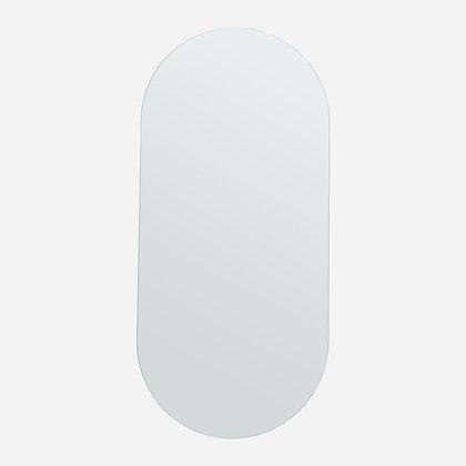 Grand miroir ovale 150 cm