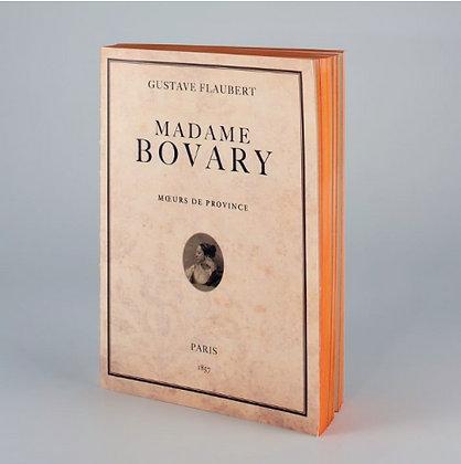 Carnet Madame Bovay