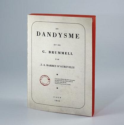 Carnet Du dandysme de Lord Brummell