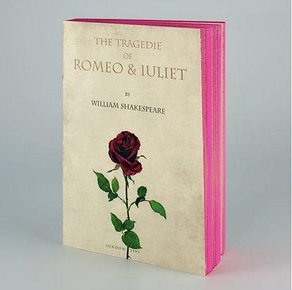 Carnet Roméo et Juliette