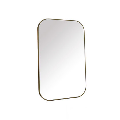 Miroir doré 60x40cm