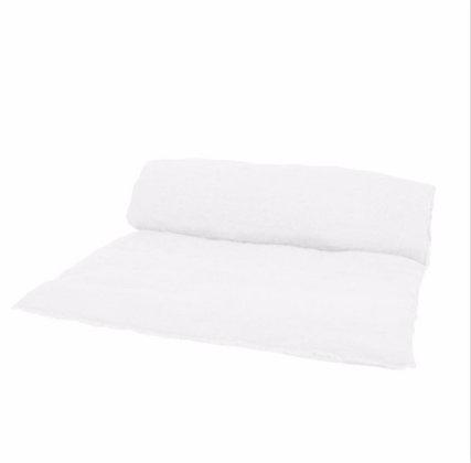 Sofa cover lin lavé blanc