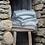 Thumbnail: Plaid Mohair uni blanc 140 x 180 cm
