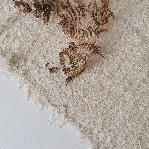 Tapis Jude 100x150 cm en coton recyclé
