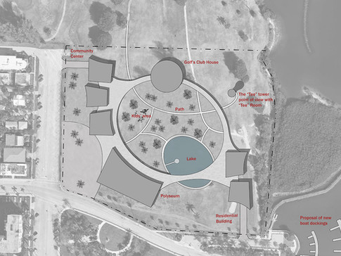 Artistic community space and Polyseum