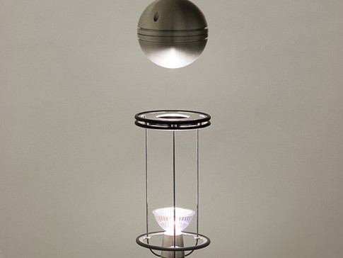 Teslight Floating Magnetic Lamp