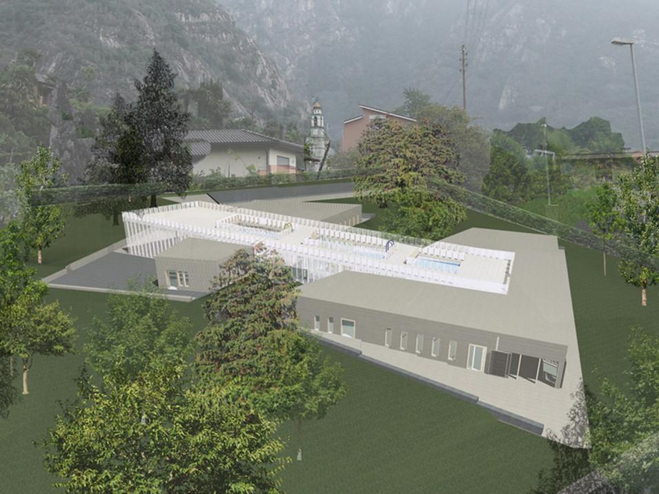 Scuola elementare Tegna