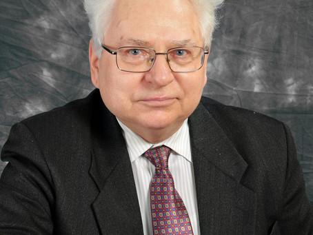 Поздравляем профессора Новика с 80-летним юбилеем!