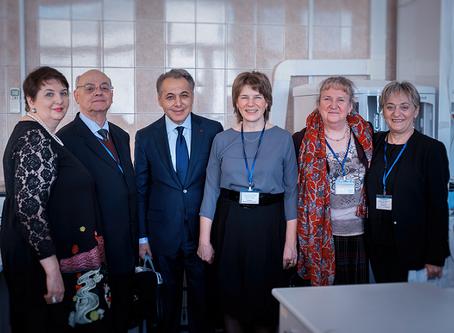 Фото-отчет по конференции 23.03.19 в МНИОИ им. Герцена