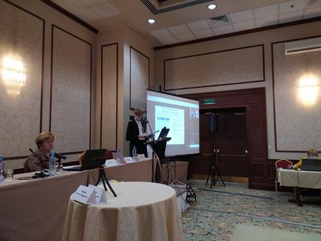 Конференция 23-24 октября 2021 года в гостинице Аэростар