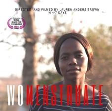 WOMENstruate - Lauren Anders Brown