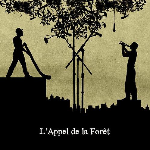 """Album """"L'Appel de la forêt"""""""