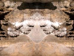 Deep eyes marble 40x50 cm