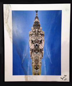 wizardghost marble 40x50 cm