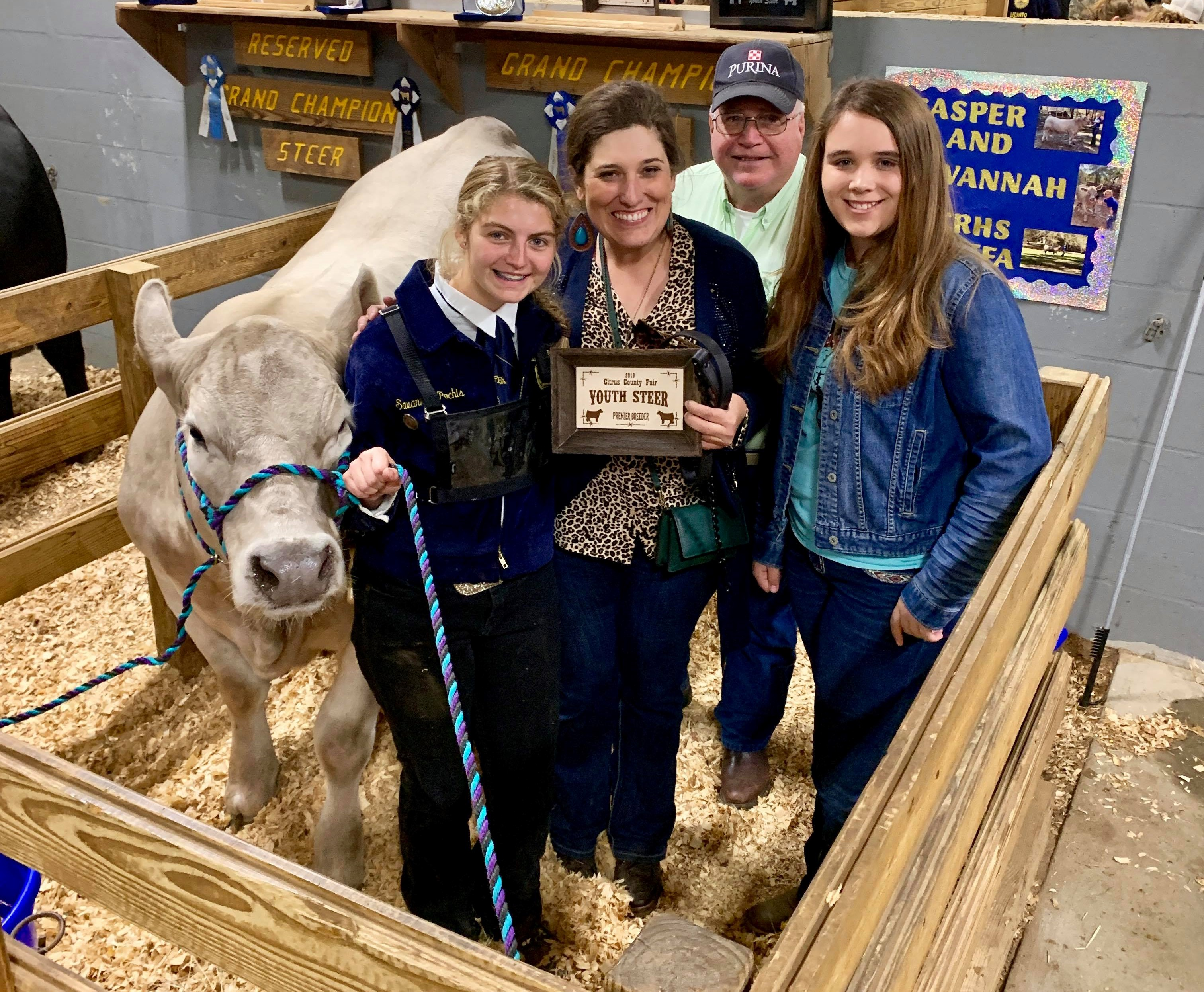 2019 Citrus County Fair Grand Cham