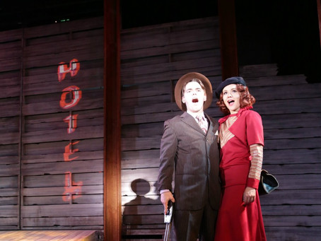 Killer Duo - Olivia & Brians Lethal as Bonnie & Clyde