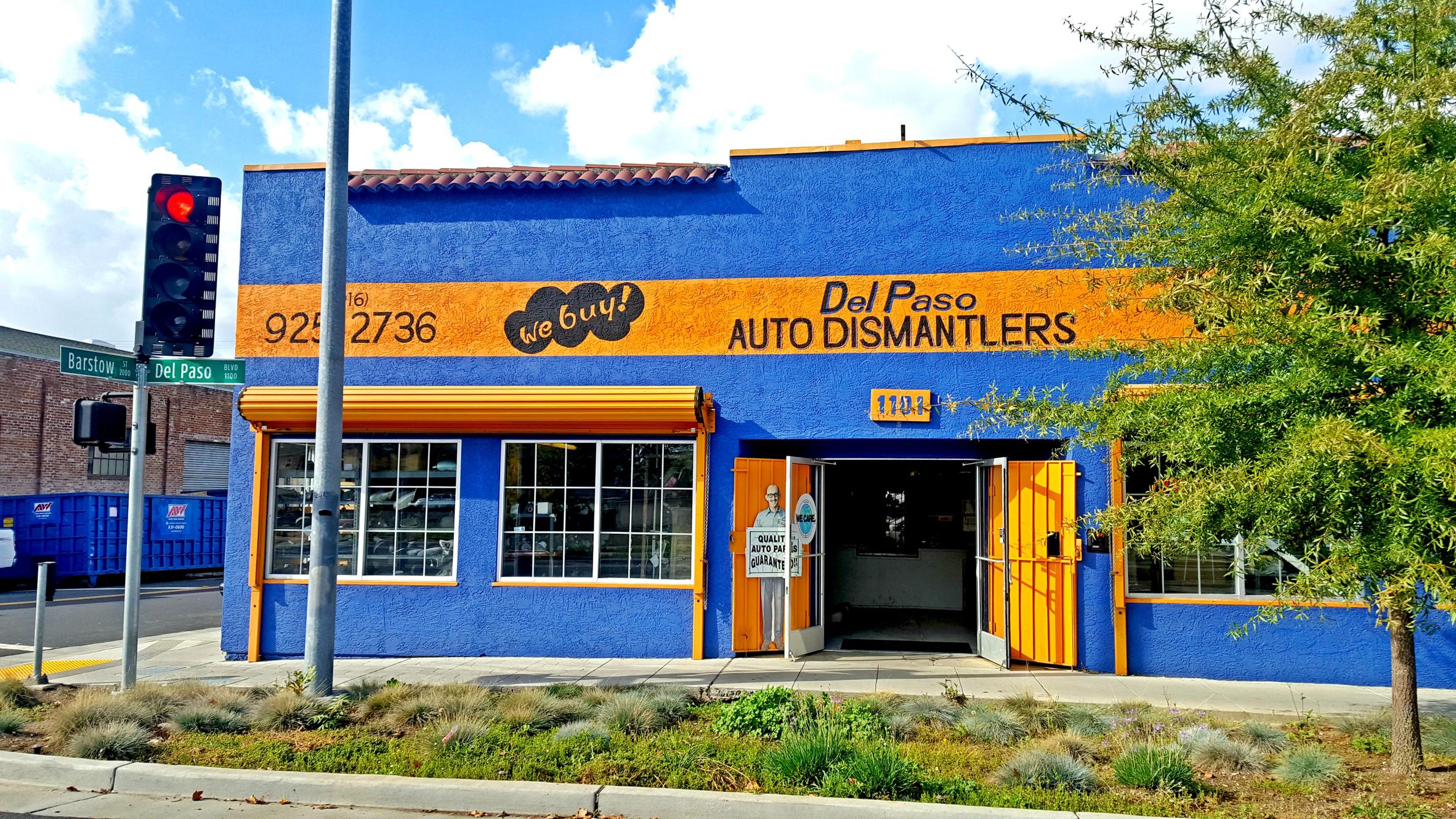 Home | Del Paso Auto Dismantlers
