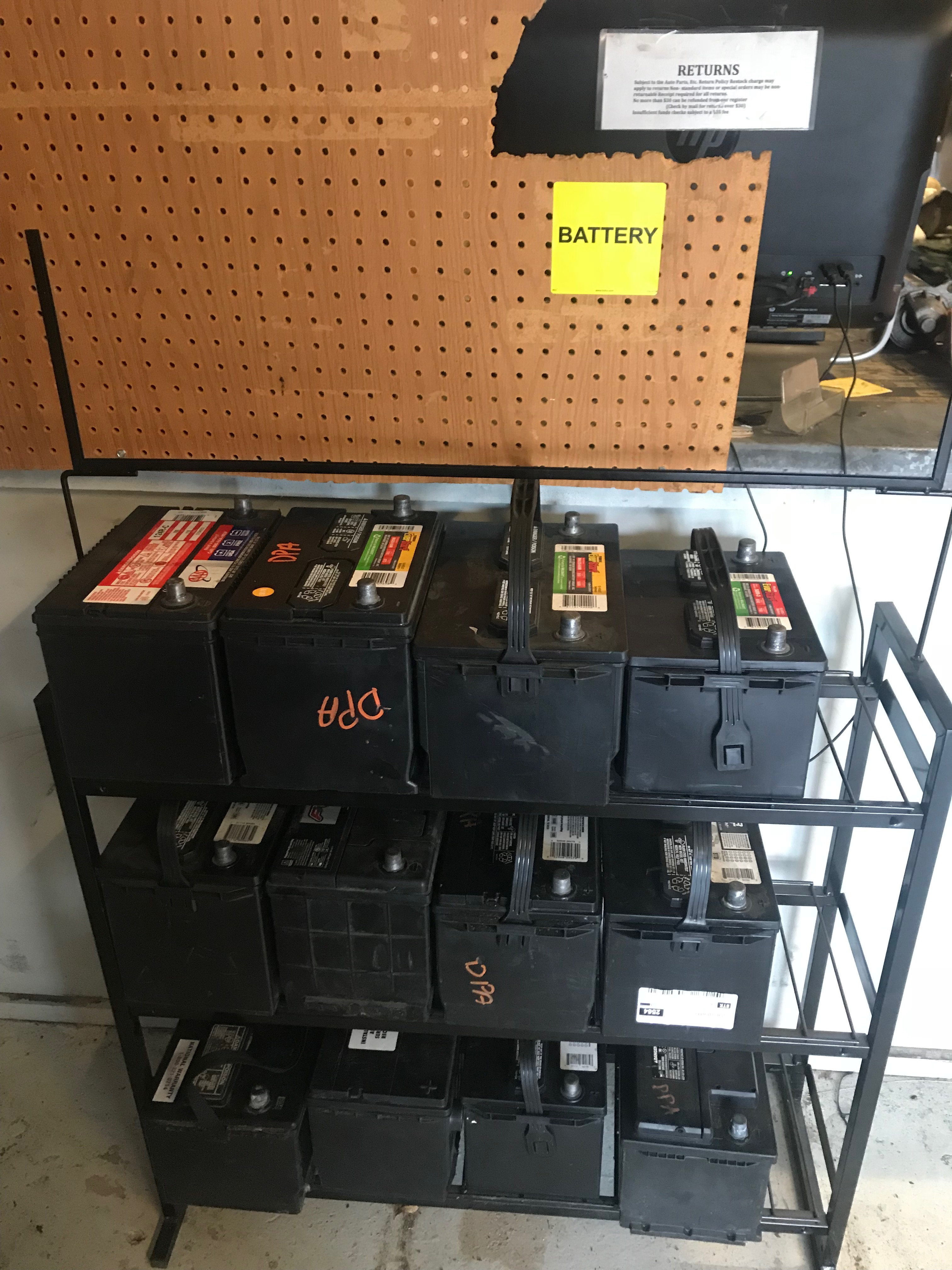 Used Batteries For Sale >> Used Batteries Car For Sale