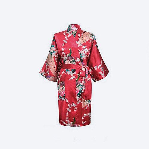 Kimono Granate Personalizado
