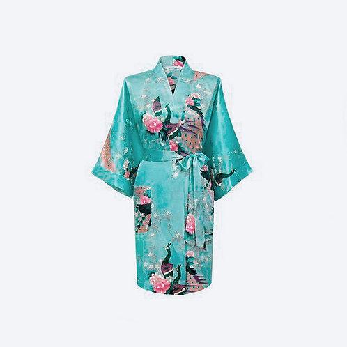 Kimono Azul Claro Personalizado