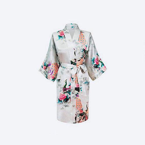 Kimono Blanco Personalizado