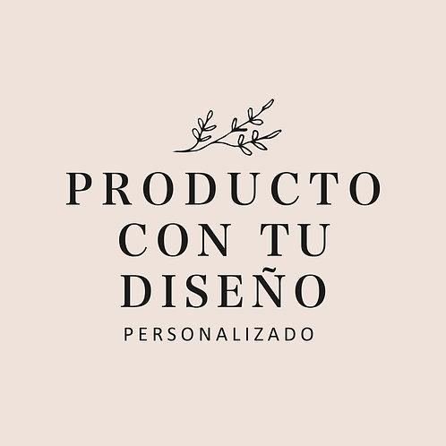 Producto personalizado con tu diseño