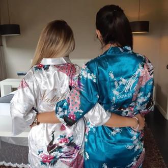 Batas Personalizadas Damas de Honor