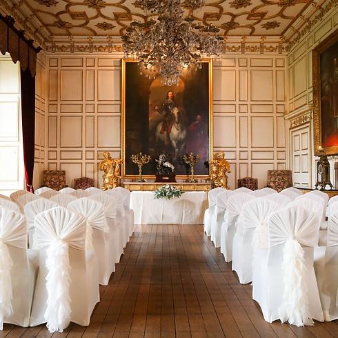 Warwick Castle Wedding Open Day
