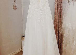 How To Store A Wedding Dress Before The Wedding - Top Tips