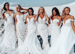 New Designer Alert - Rachel Rose at Lavelle Bridal Couture